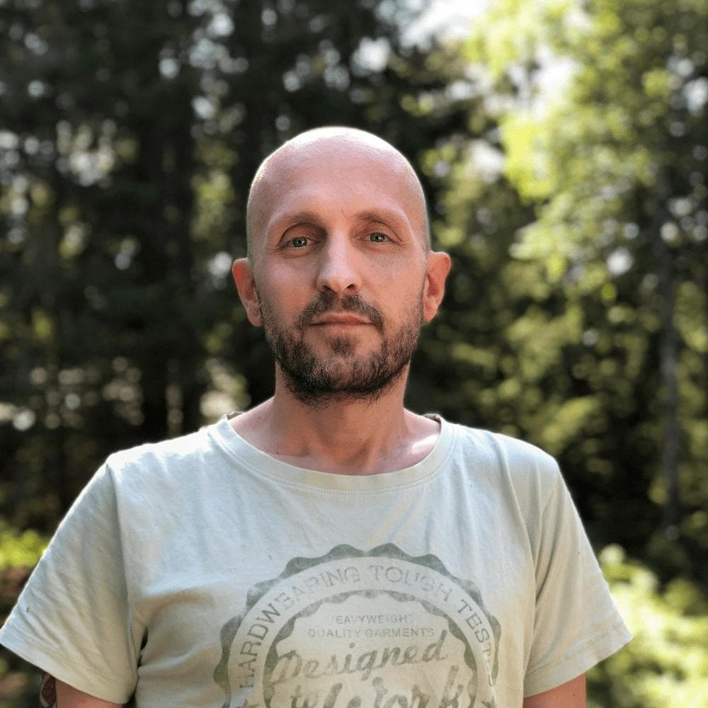 Daniel Nordmark | IT-ansvarig för Nordic Med Can AB